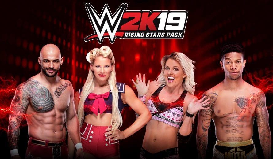 WWE 2K19 Rising Stars