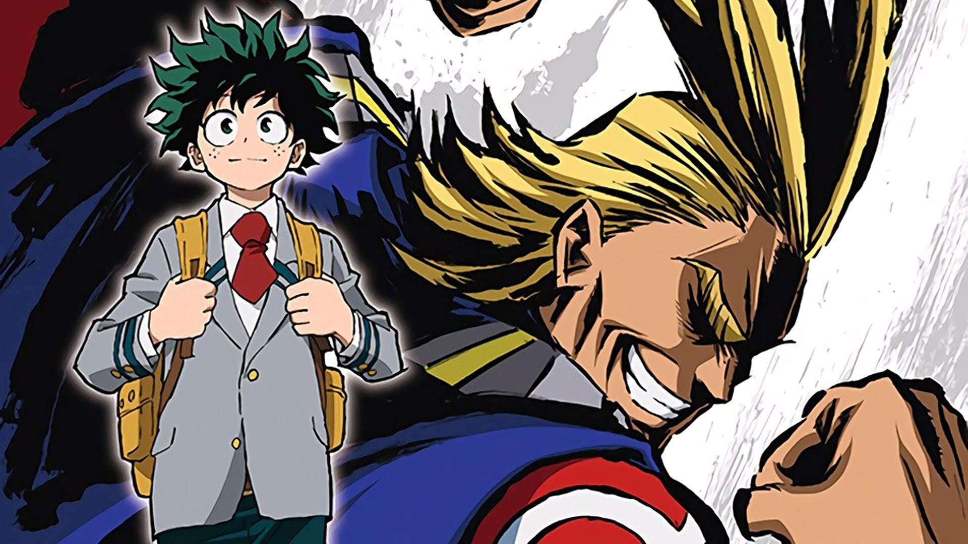 My Hero Academia Chapter 13