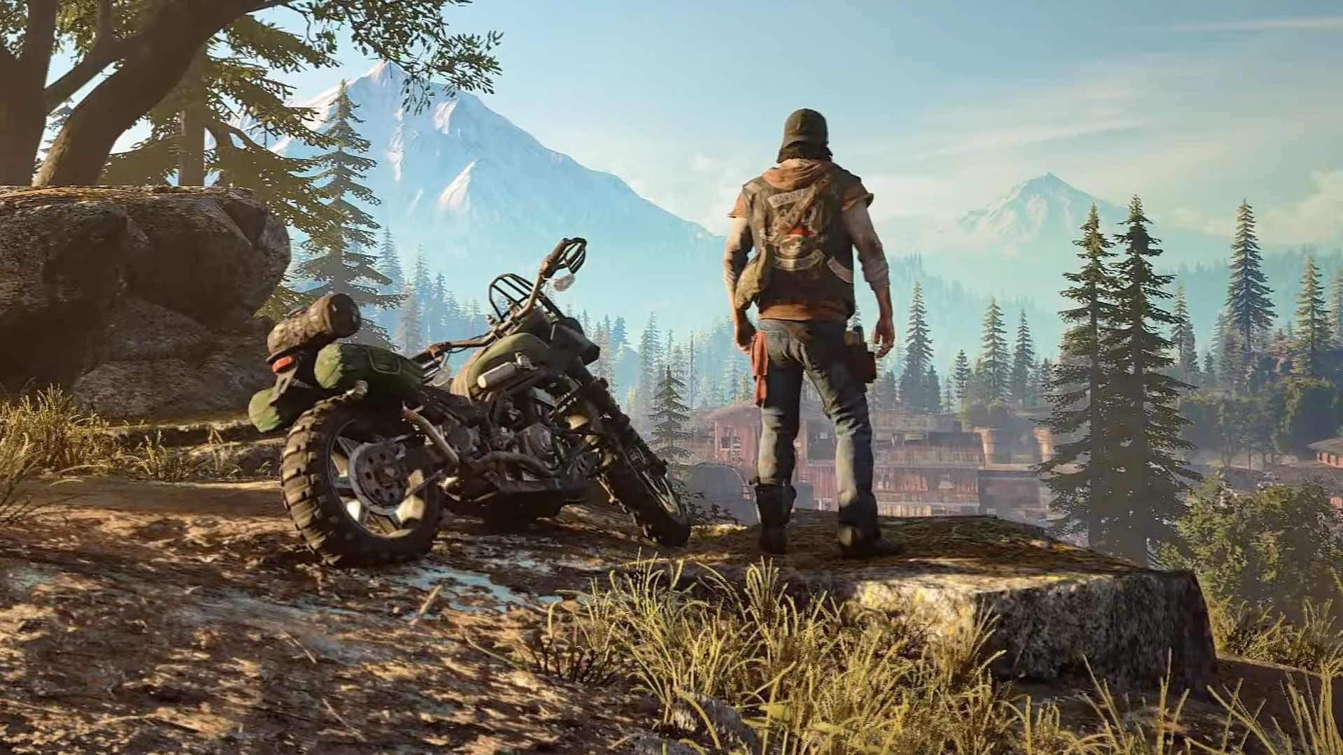 Days Gone PS4 update