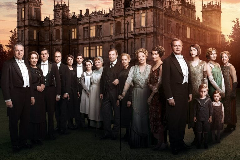 Downtown Abbey Movie Cast