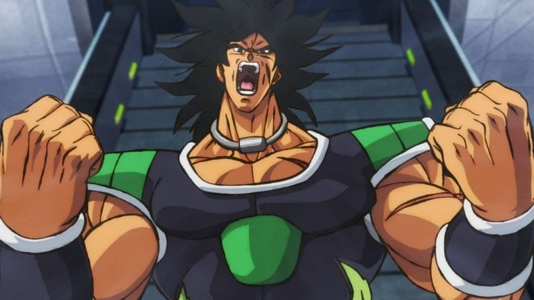 Dragon Ball Super Broly USA UK Release Date