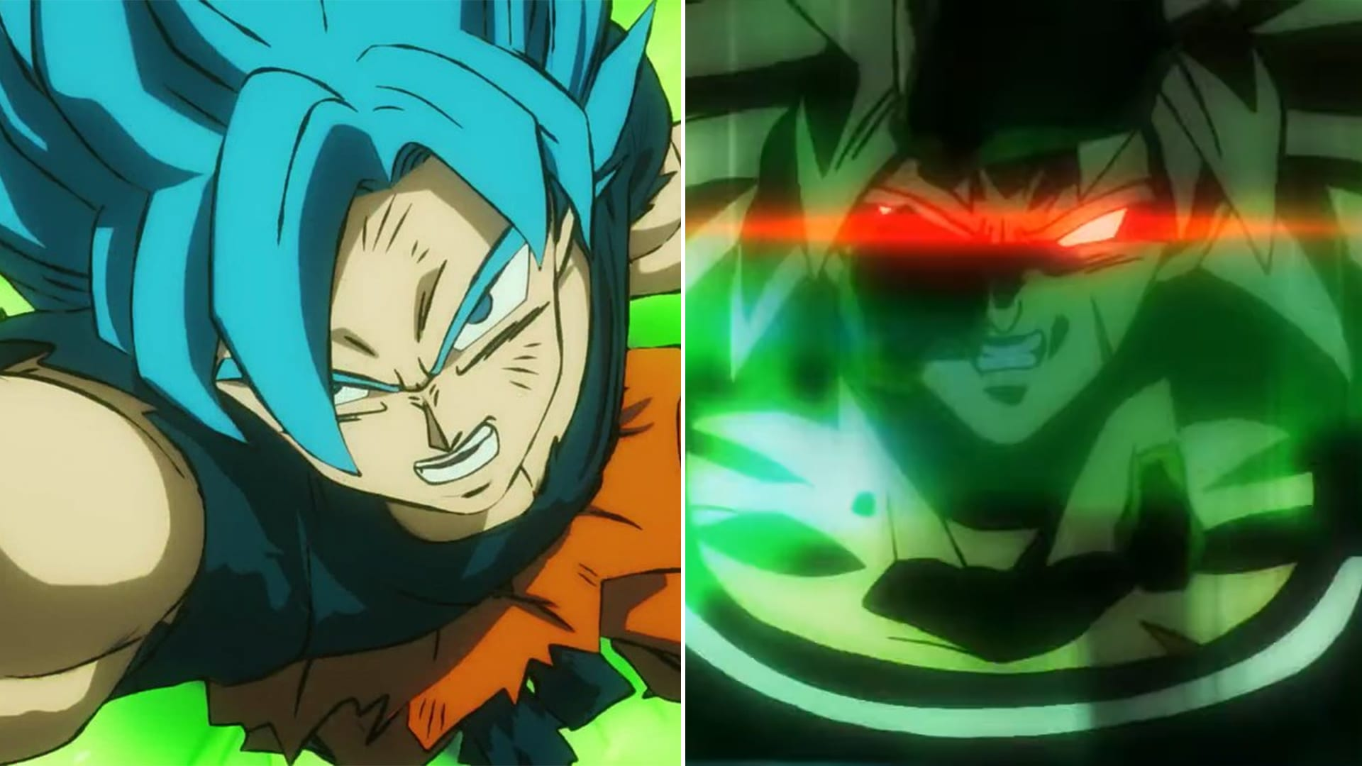 Dragon Ball Super Broly USA Release Date