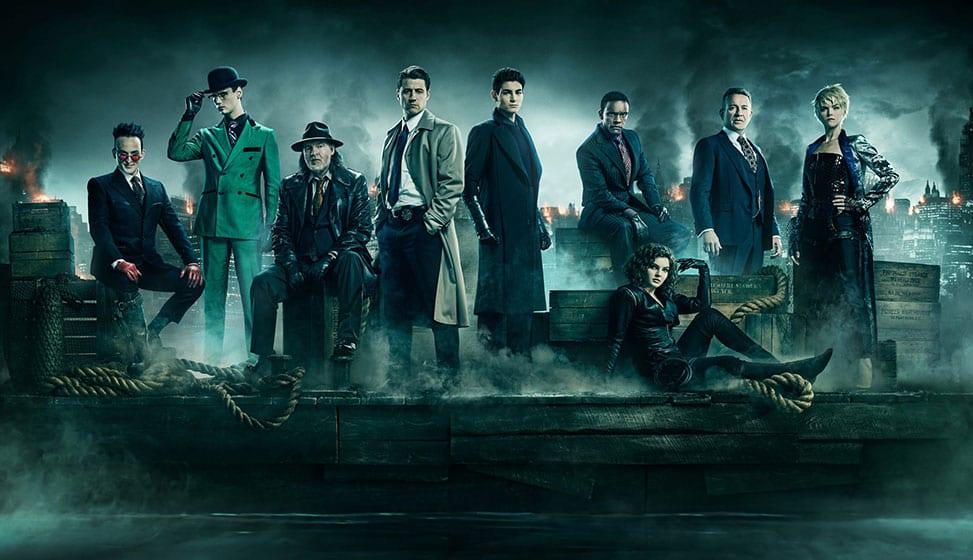 Gotham Season 5 update