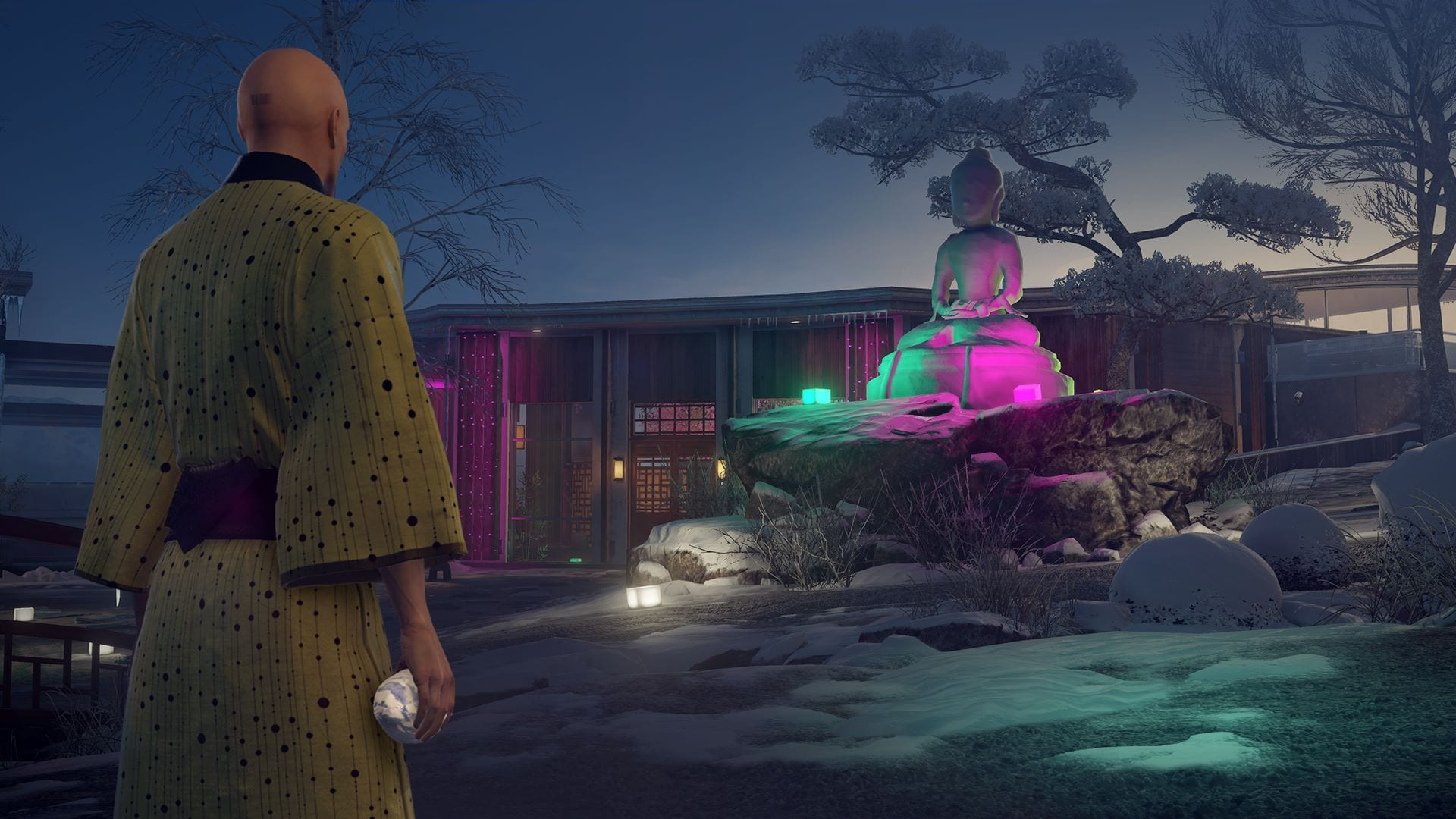 Hitman 2 Snow challenges guide
