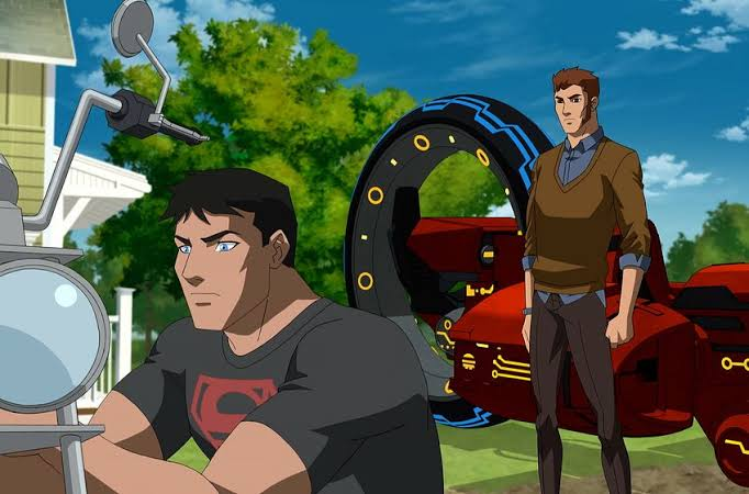 Young Justice Season 3 Stream