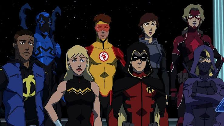 Young Justice Season 3 Episode 1