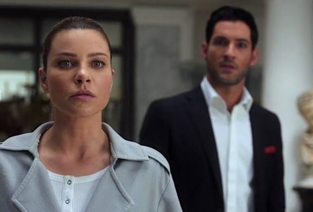 Lucifer Season 4 First Look