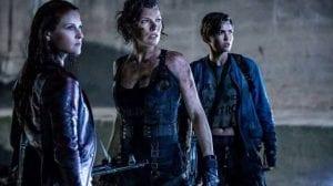 Resident Evil Netflix Release Date