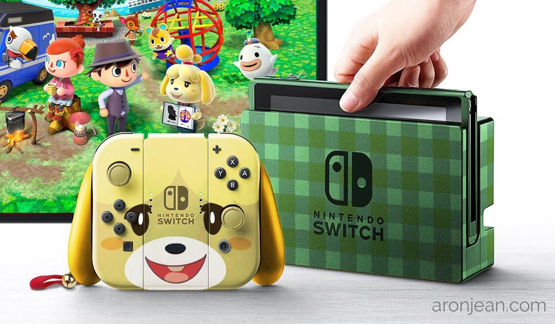 Animal Crossing Switch update