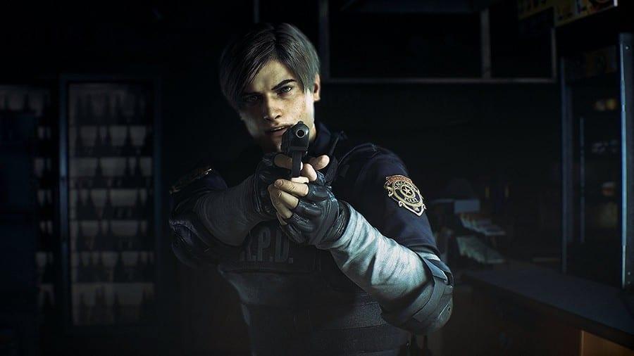 Resident Evil 2 PS4 update
