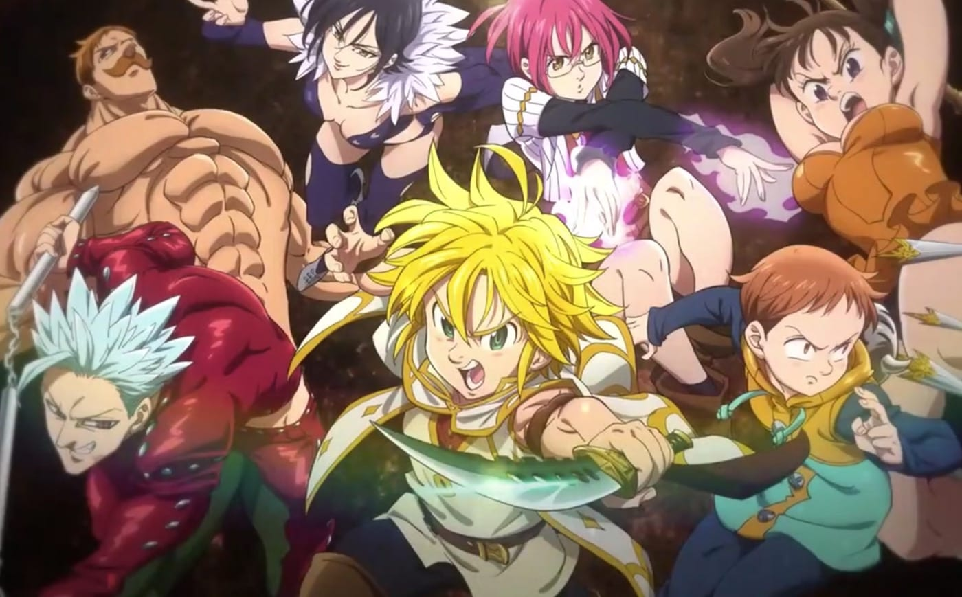 Nanatsu no Taizai Season 4 episode 1