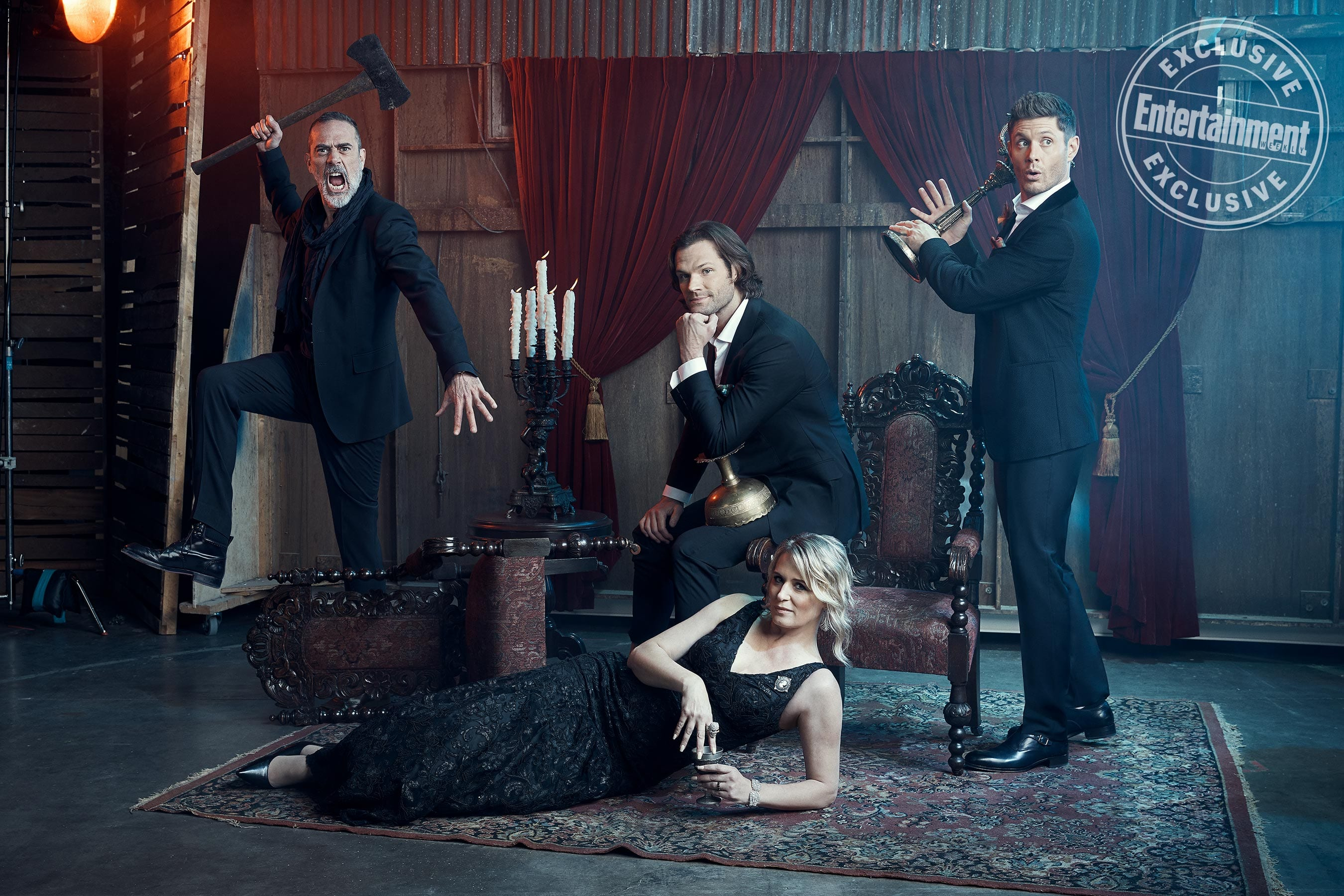 Supernatural Episode 300 Air Date