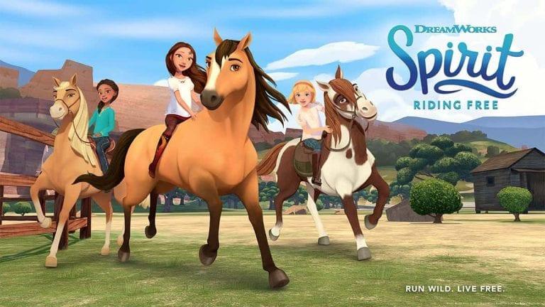 Spirit Riding Free Season 8