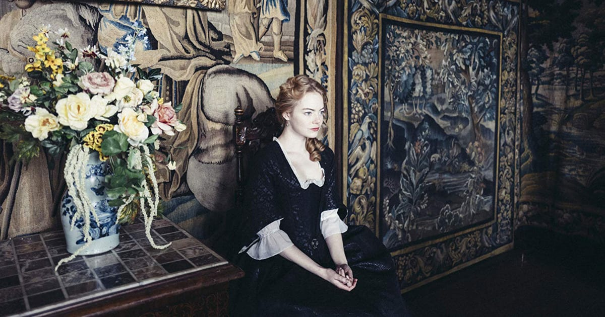 The Favourite (2018): DVD