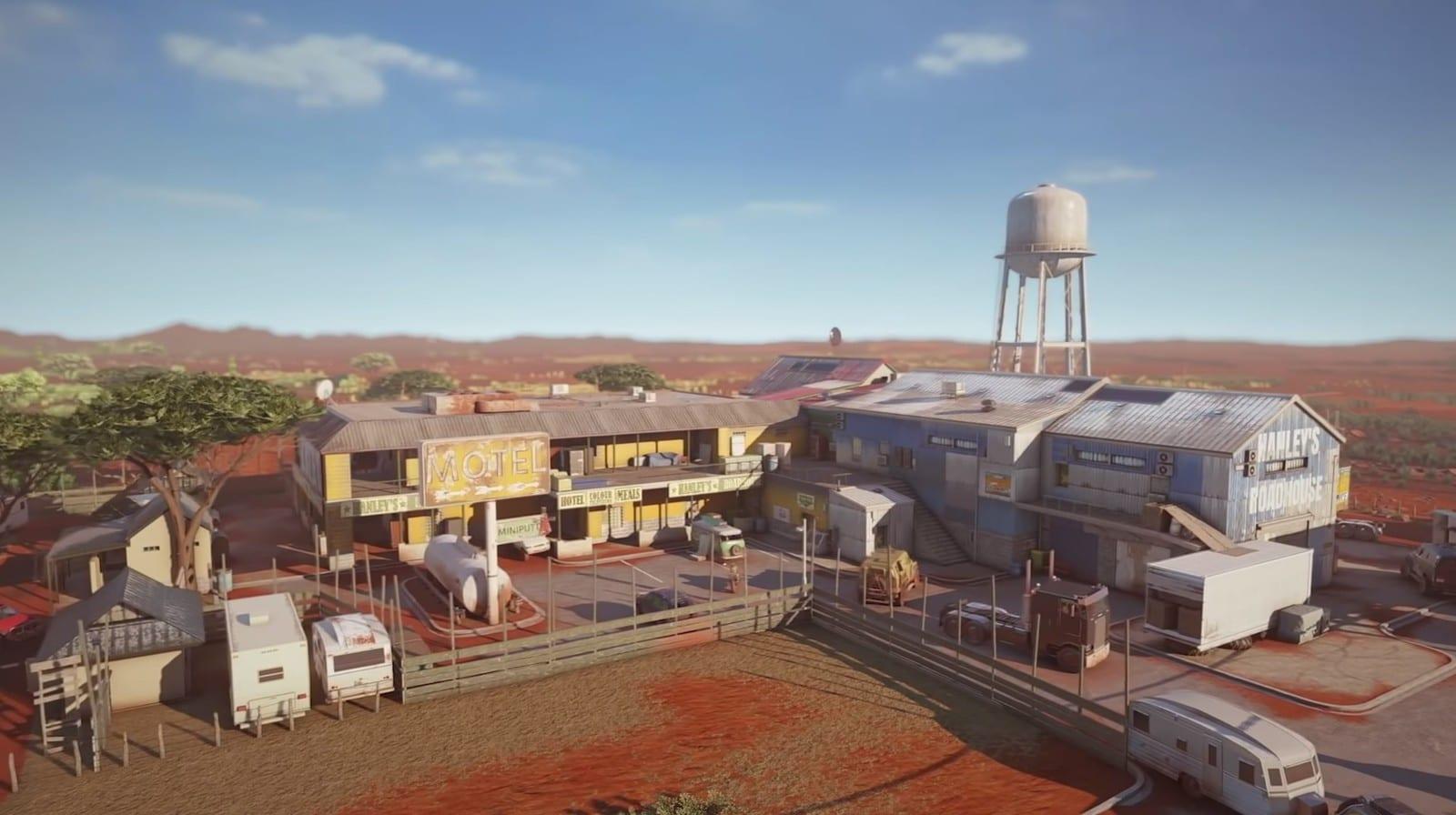 Burnt Horizon update