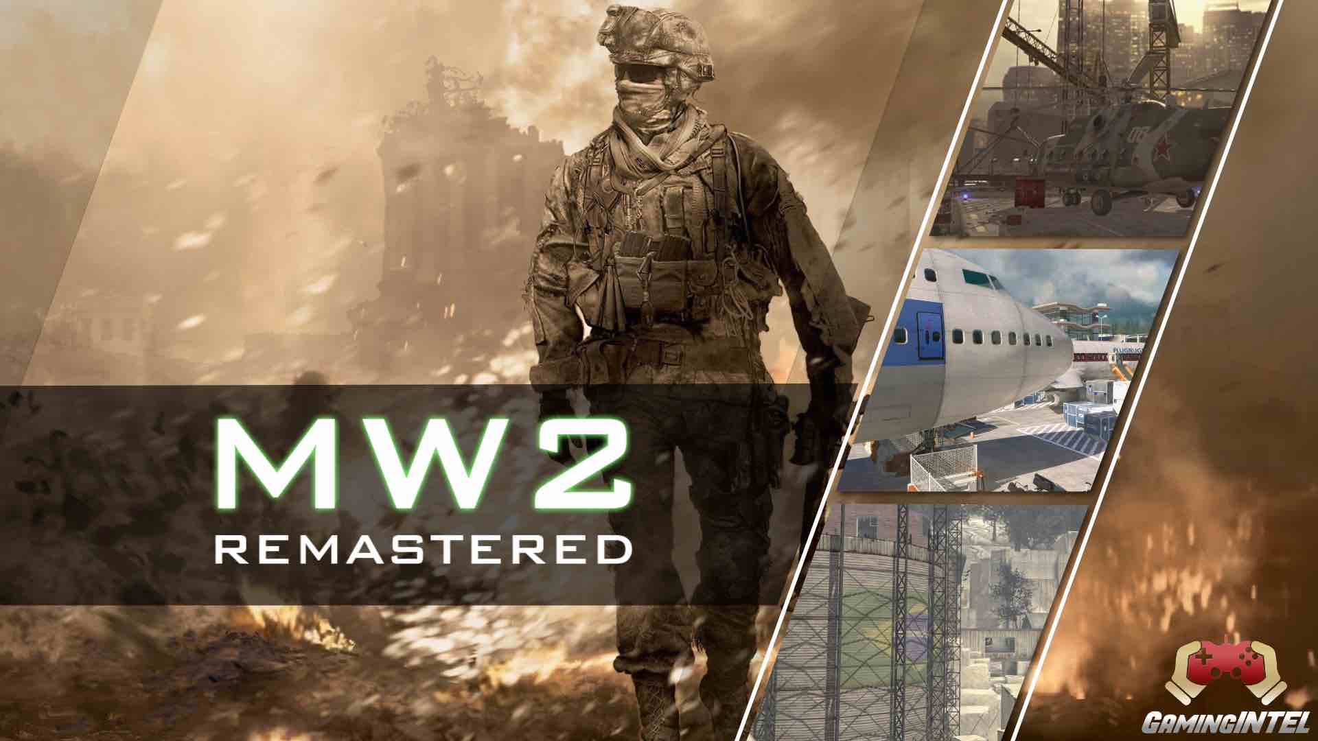 Modern Warfare 2 Remastered update