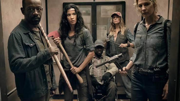 Fear The Walking Dead Season 5 Release Date