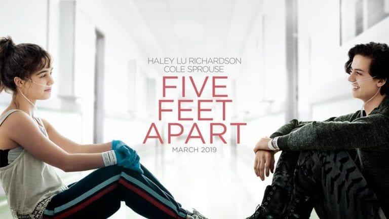 5 Feet Apart Release Date