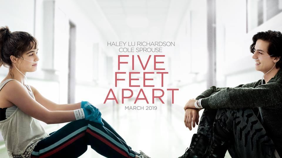 5 Feet Apart update