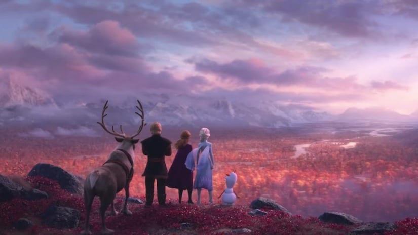 Frozen 2 update 2019
