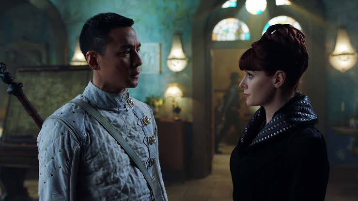 Image result for Into the Badlands Season 3 Episode 9
