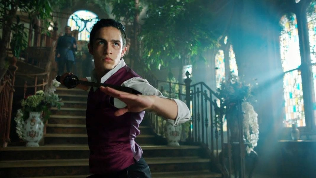 Into The Badlands Season 4
