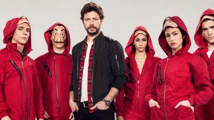 La Casa De Papel Season 3 update