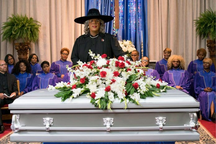 Madea Family Funeral update