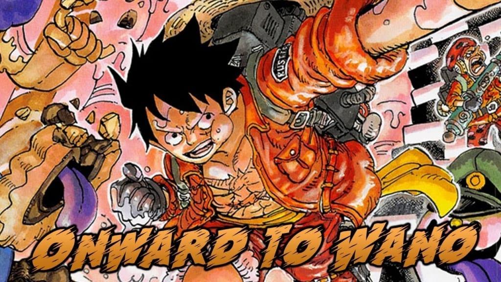 One Piece 934
