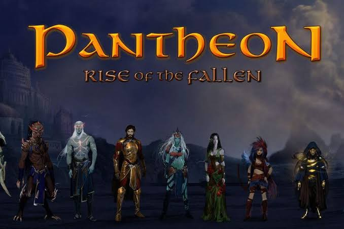 Pantheon Rise of the Fallen Release