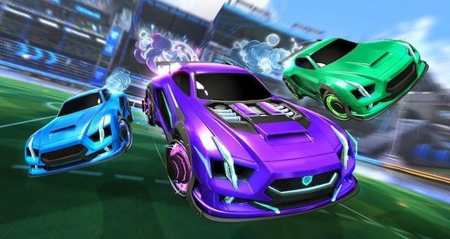 Rocket League Season 9