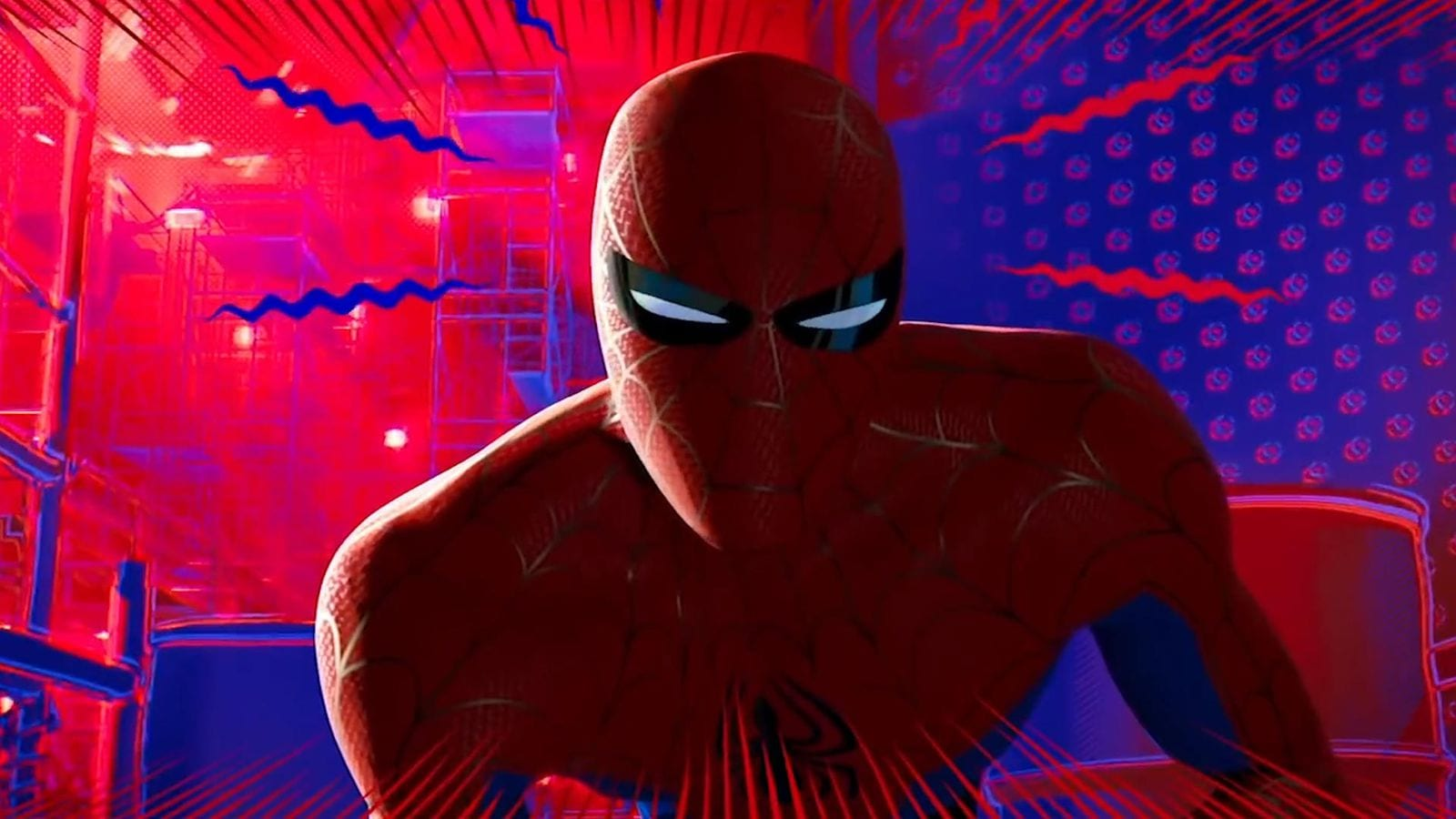 Spider Man Into The Spider Verse Digital update