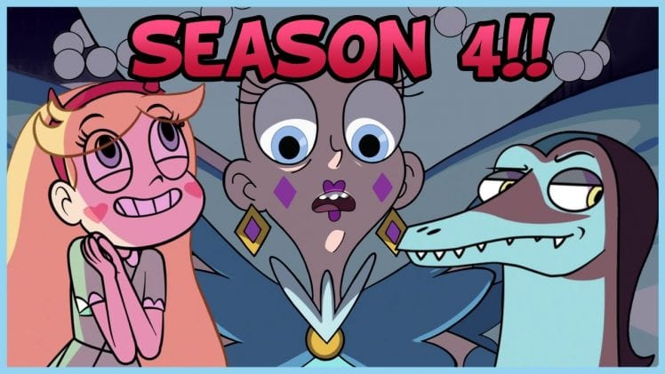 Star Vs The Forces Of Evil Season 4