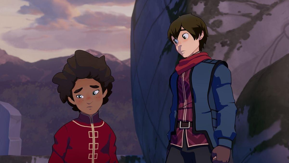 The Dragon Prince Season 3 update