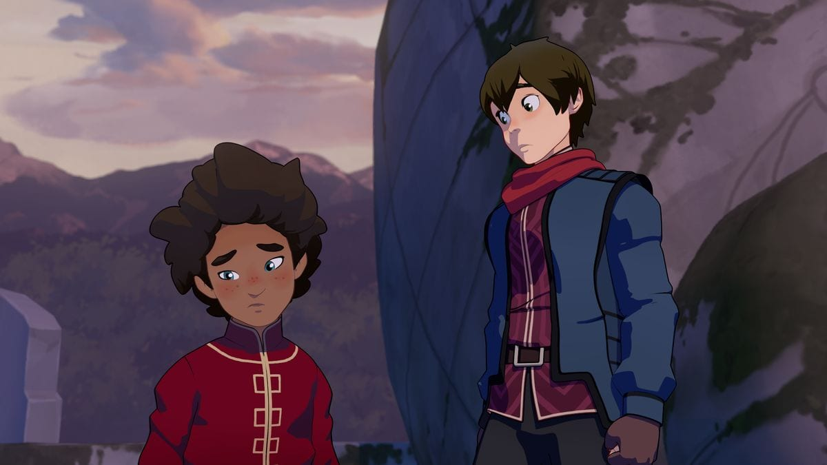 The Dragon Prince Season 3 update