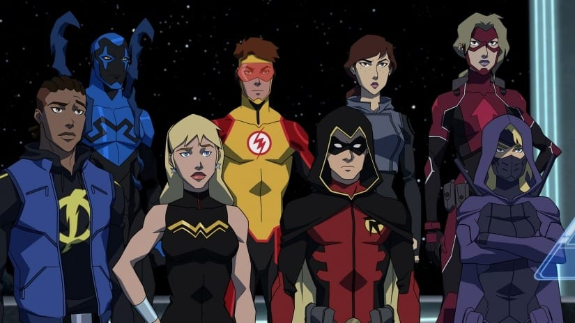 Young Justice Season 3 Ep 14 update