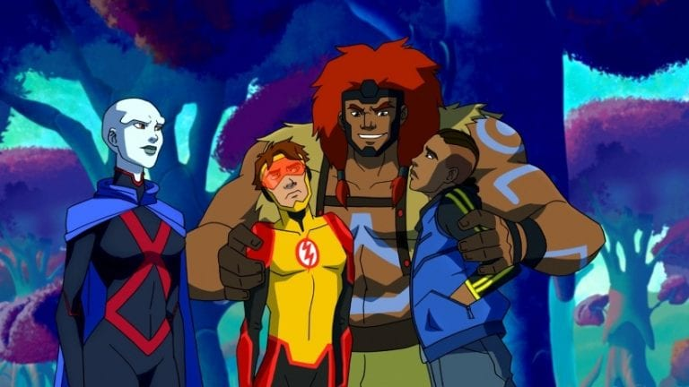 Young Justice Season 3 Episode 14 Release