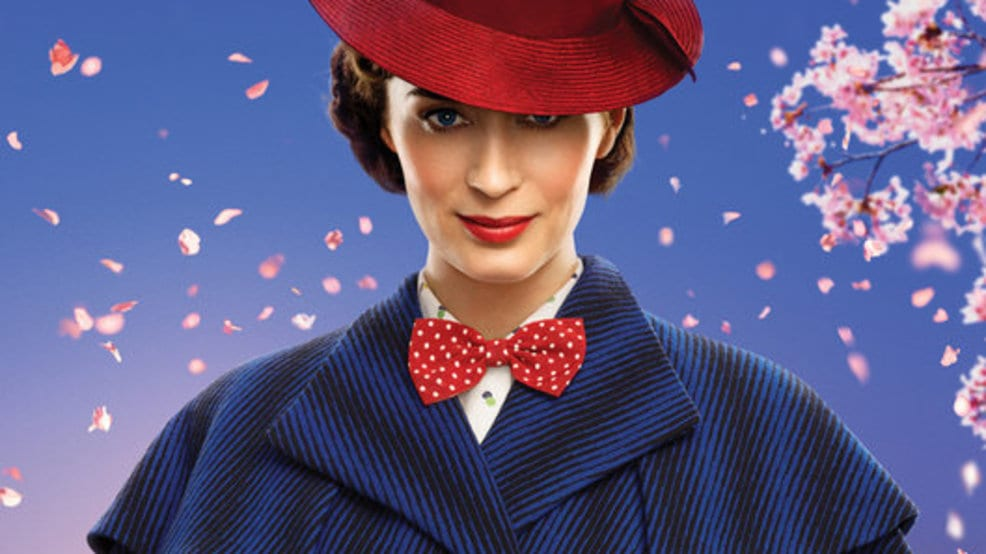 Mary Poppins Returns DVD update