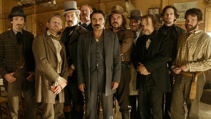 Deadwood movie update