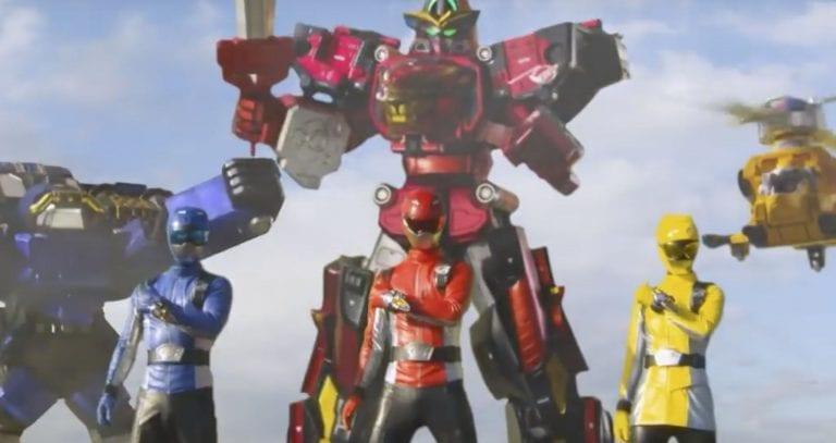 Power Rangers Beast Morphers Release Date