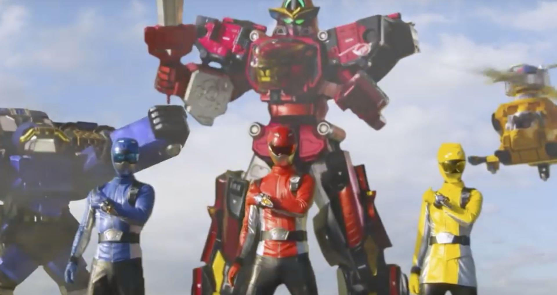 Power Rangers Beast Morphers update