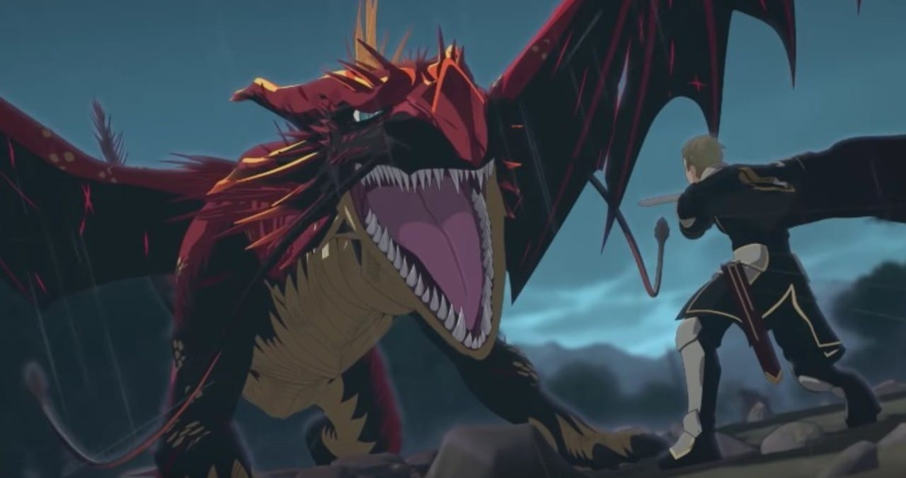 Dragon Prince Season 2 update