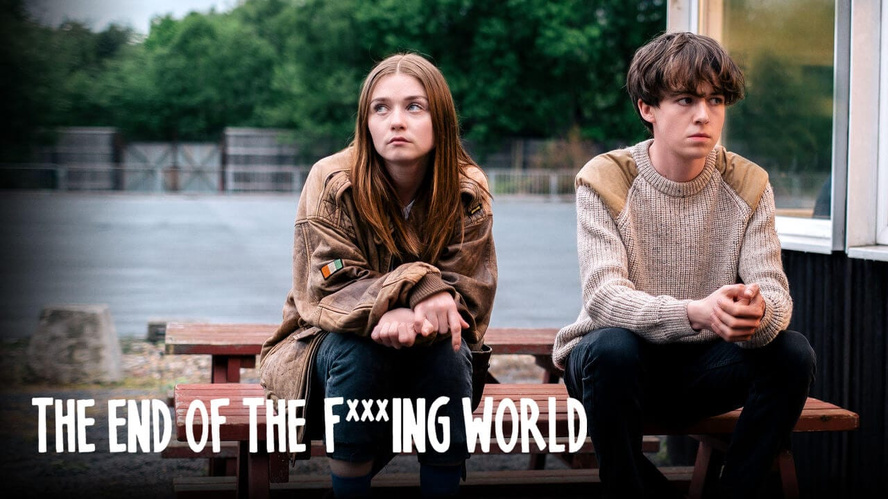 End of the F***ing world update