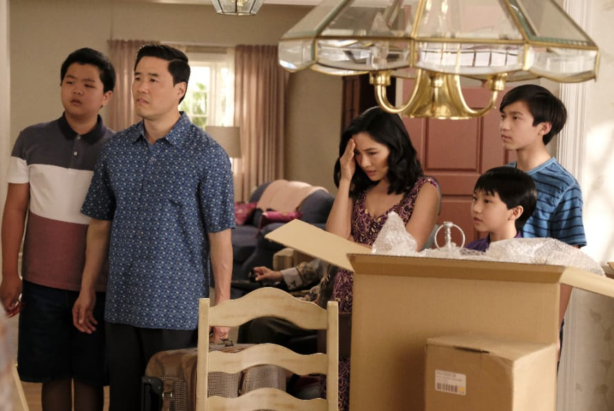 Fresh Off the Boat Season 5 Episode 14
