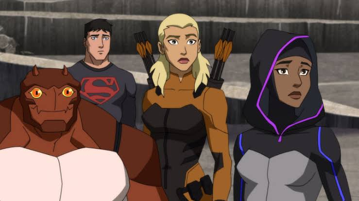 Young Justice Season 3 Return