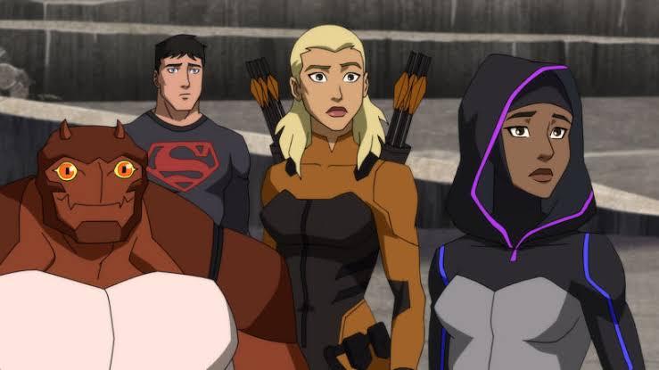 Young Justice Season 3 Return