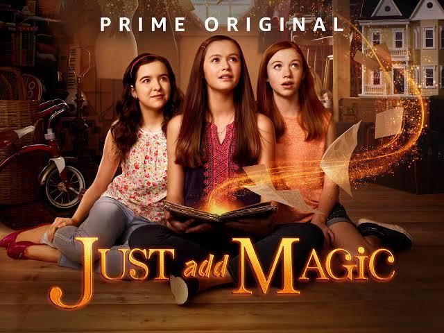 Just Add Magic Season 5