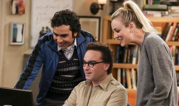The Big Bang Theory Season 12 Episode 16