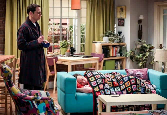 The Big Bang Theory Season 12 Episode 16