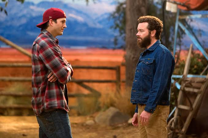 The Ranch And Danny Masterson